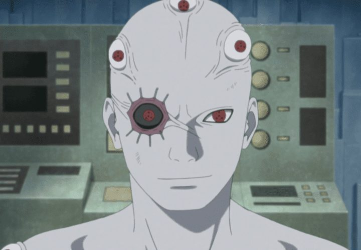 Is Shin Uchiha Related To This Character From Naruto?