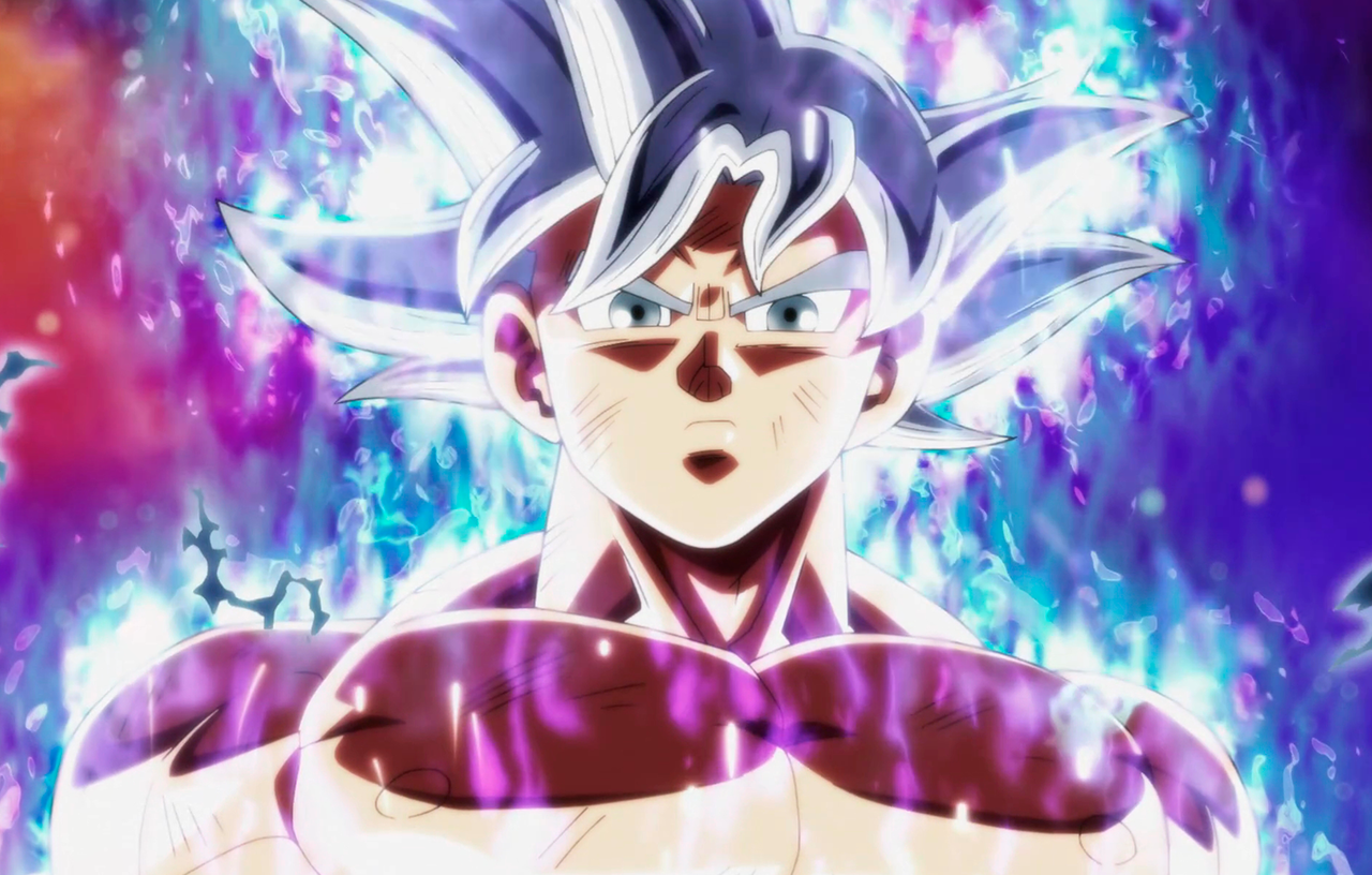 Goku S Ultra Instinct Mode Explained What Is Ultra Instinct