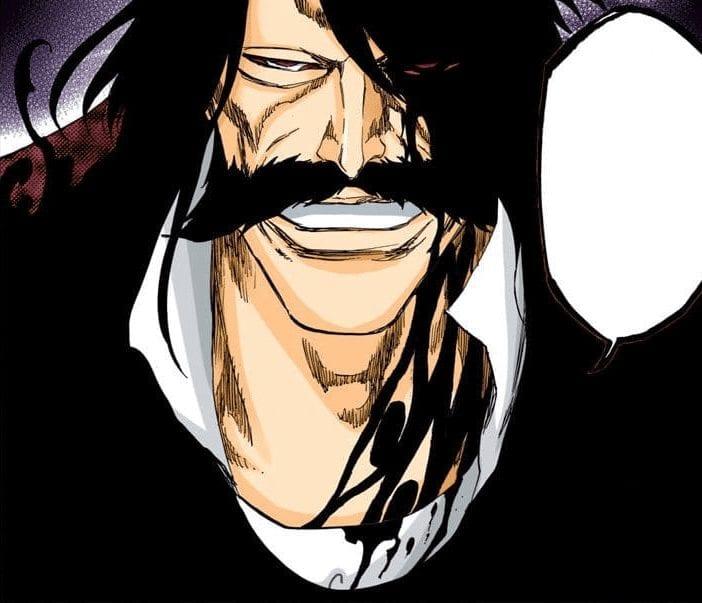 Yhwach in Bleach Thousand Year Blood war arc, manga.