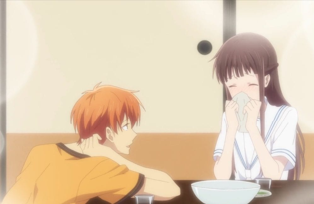Fruits Basket Season2 Episode 2 Review & Spoilers! Eat Somen With ...