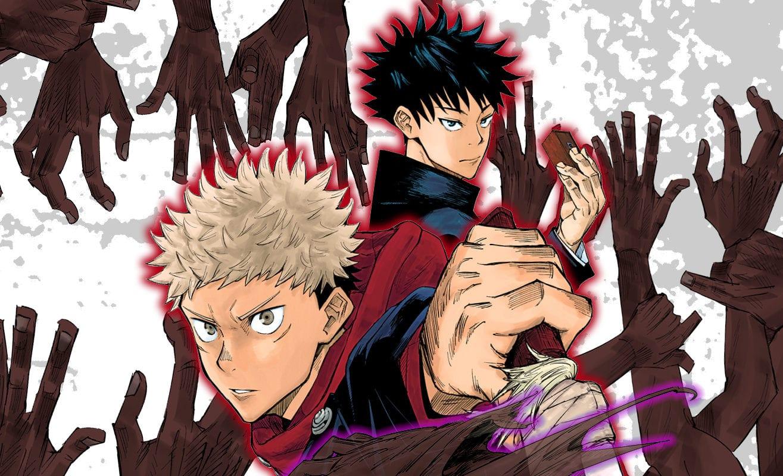 Jujutsu Kaisen Manga cover image