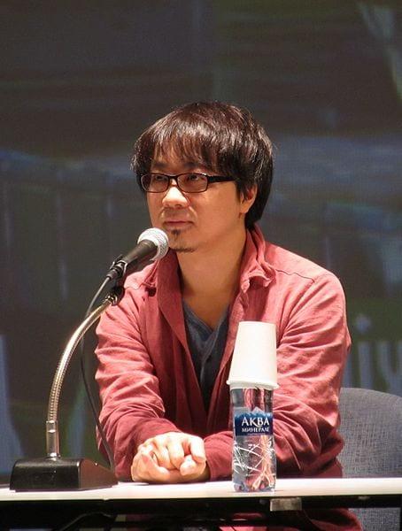 Weathering with you director Makoto Shinkai