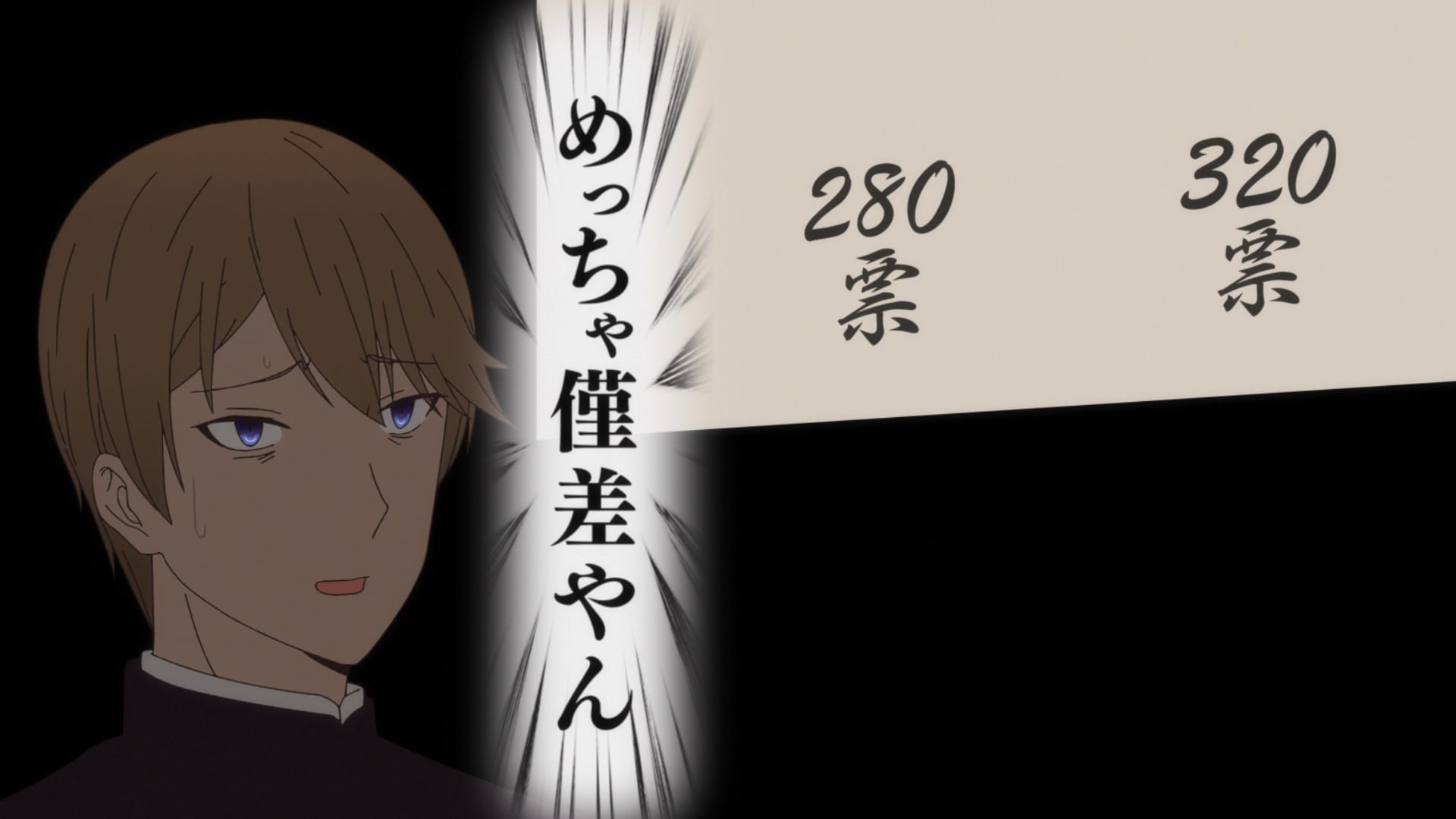 Miyuki Shirogane wins the elections