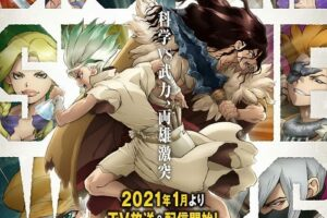Dr. Stone: Stone Wars Will Air In January 2021