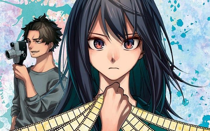 Act Age Manga Cover