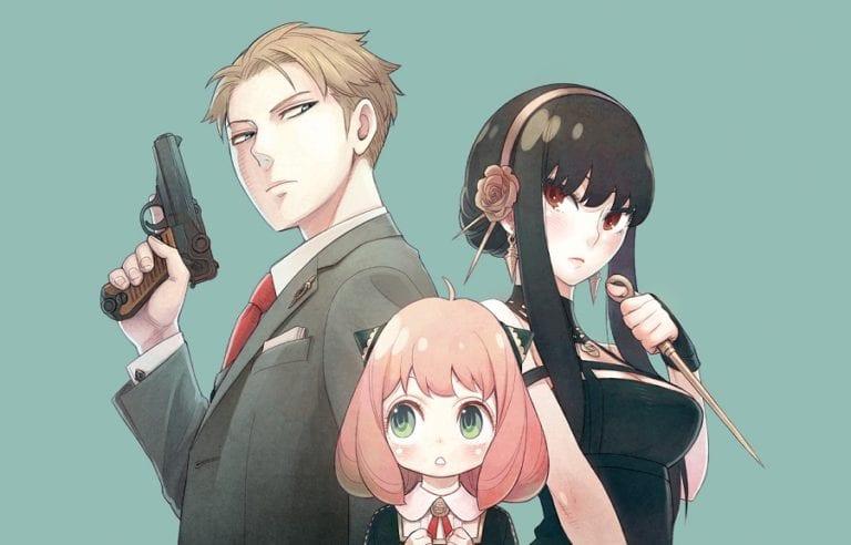 Tatsuya Endo's Spy x Family