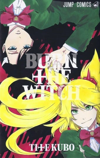 burn the witch by tite kubo