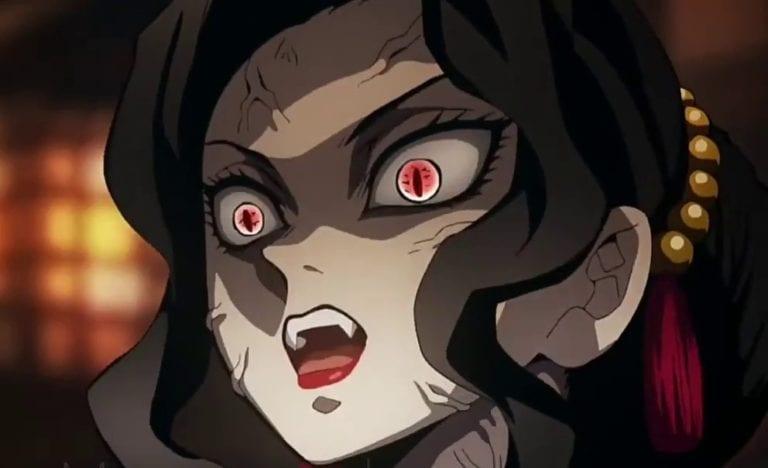 Muzan Kibutsuji in Demon Slayer
