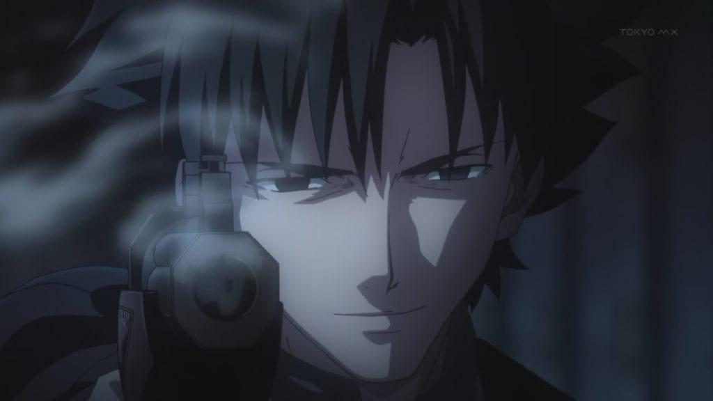 Emiya Kiritsugu Fate Zero