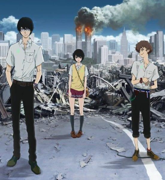 Terror in Resonance Anime