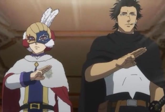 yami and vangeance black clover