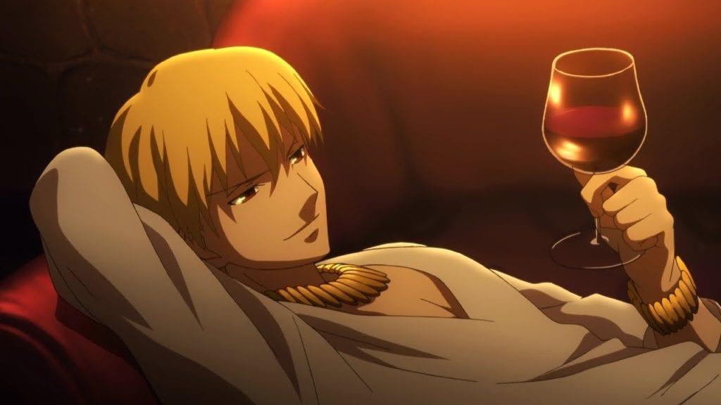 Gilgamesh Fate Zero