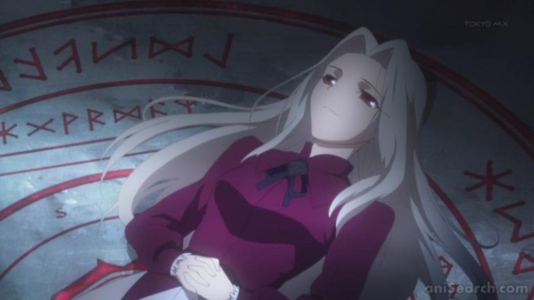 Irisviel Fate Zero