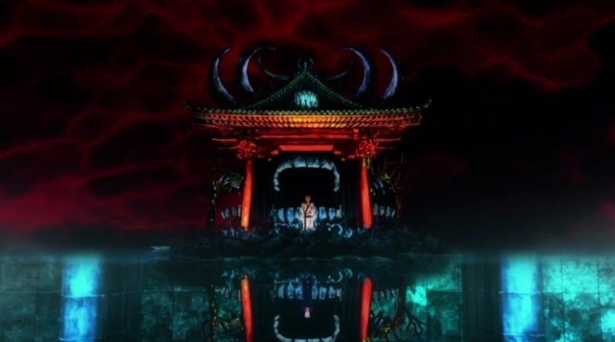 Sukuna Domain Expansion Anime