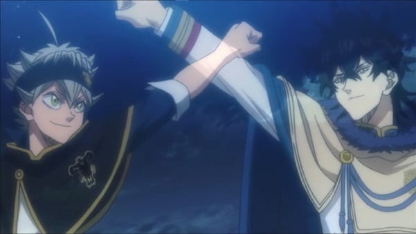 Asta and Yuno aim to become even stronger