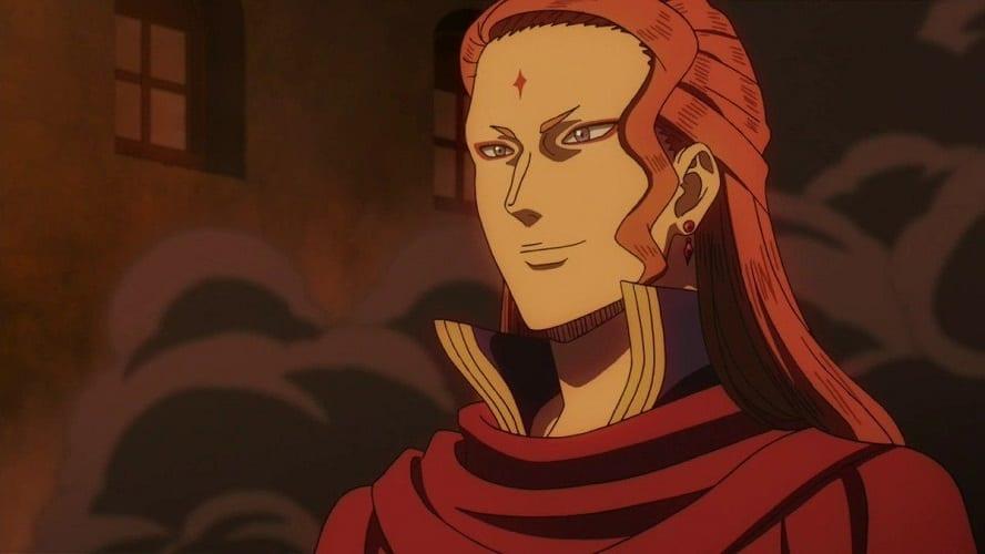 Fuegoleon Vermillion, captain of Crimson Lion