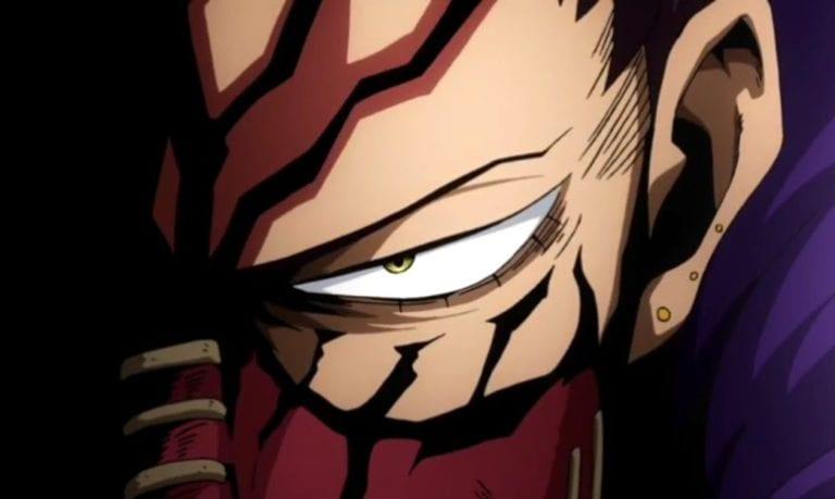 Overhaul Kai Chisaki My Hero Academia