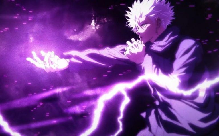 Gojo Satoru powers Jujutsu Kaisen