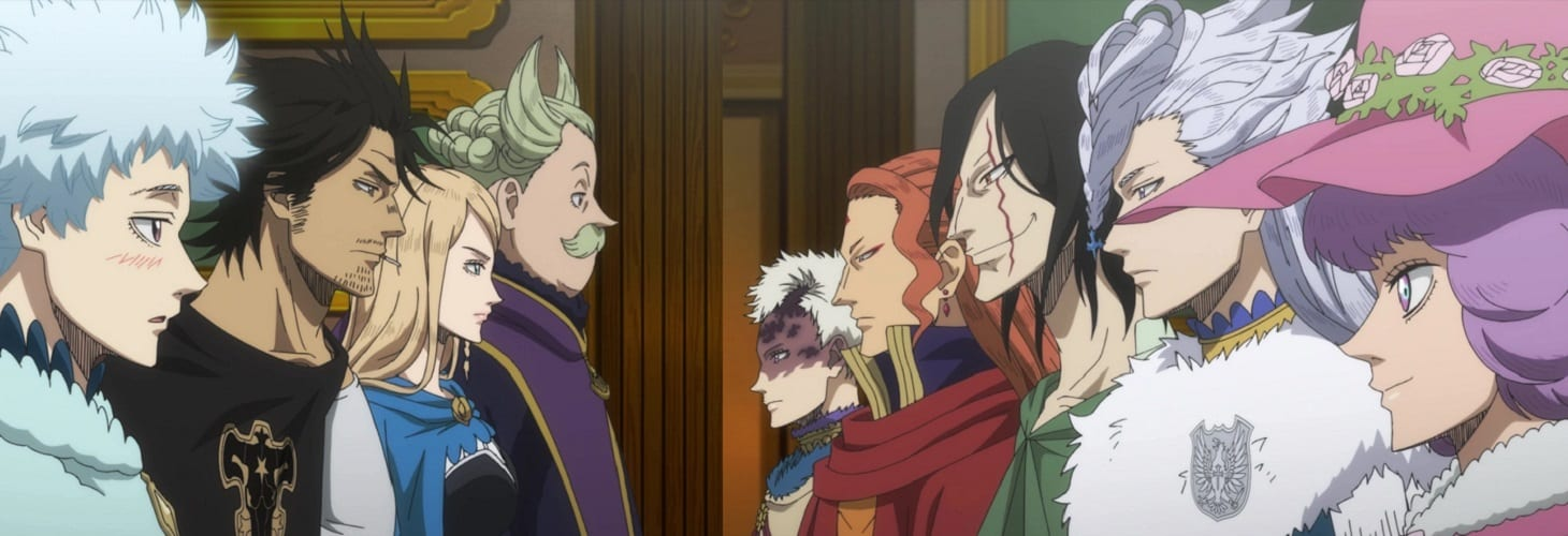 Strongest Magic Knight Captains In Black Clover Ranked!