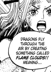 Yamato talks about flame clouds
