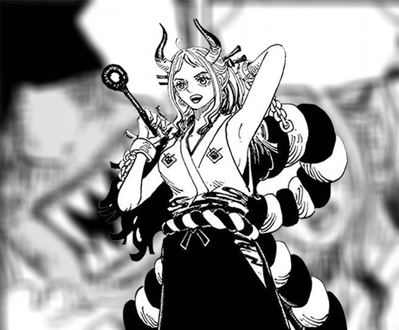 Yamato transformation One Piece chapter 996