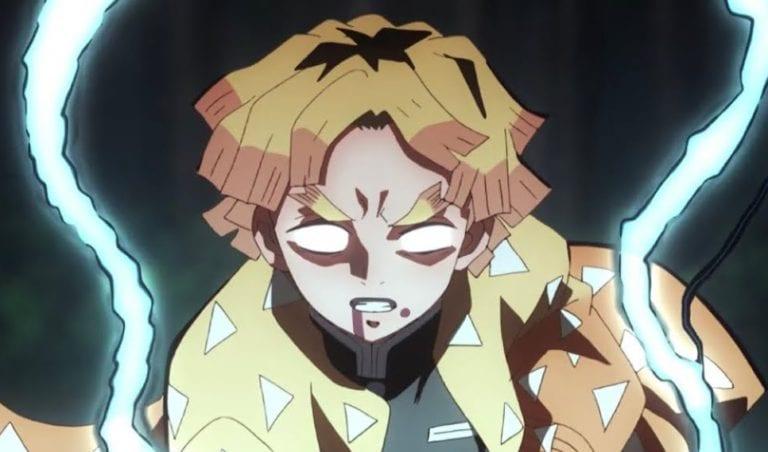 Zenitsu Agatsuma Thunder Breathing
