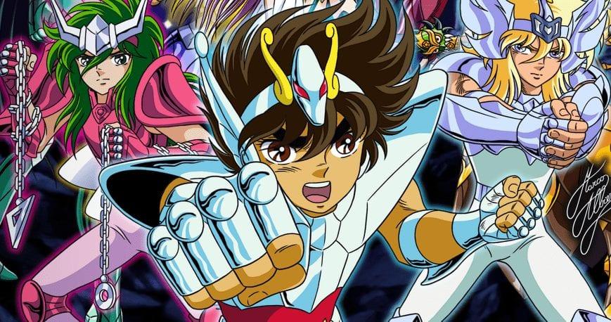 Saint Seiya Is Getting A New Manga Series!