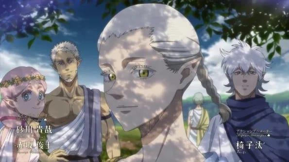 Black Clover Who Killed The Elves Animehunch