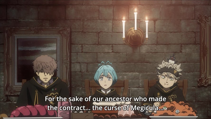 Agrippa family's contract with Megicula