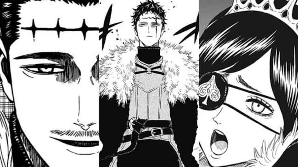 Black Clover: Who Is The Strongest Dark Triad Member? Ranking Them According To Power!