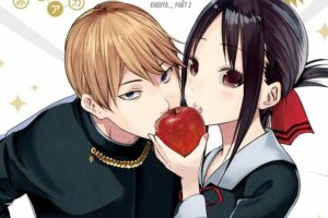 Kaguya Sama Manga To End Soon