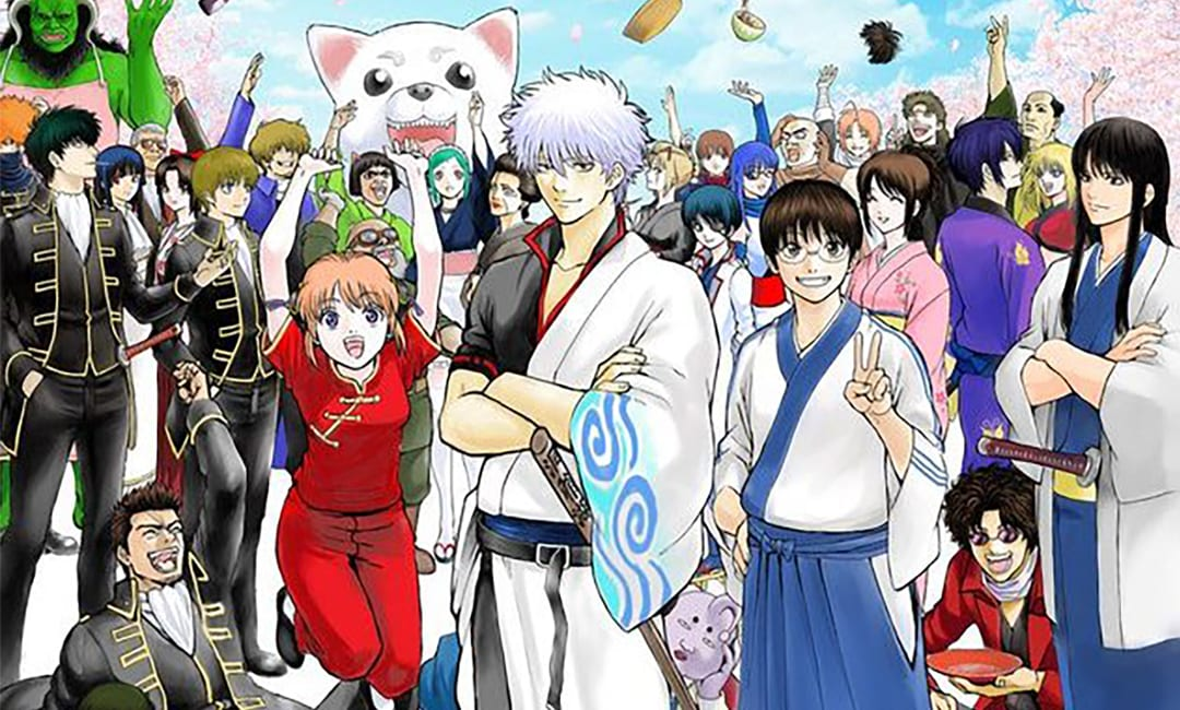 The Best Gintama Quotes of All Time!