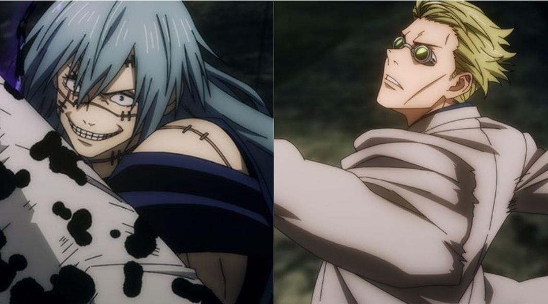 Jujutsu Kaisen Episode 10 Mahito Vs Nanami Animehunch