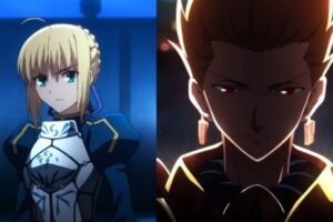 Fate Zero: Why Is Gilgamesh Obsessed With Saber?