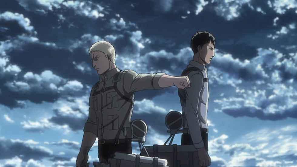 Looking At Isayama's Subtle Foreshadowing Before Reiner & Bertholdt's Reveal