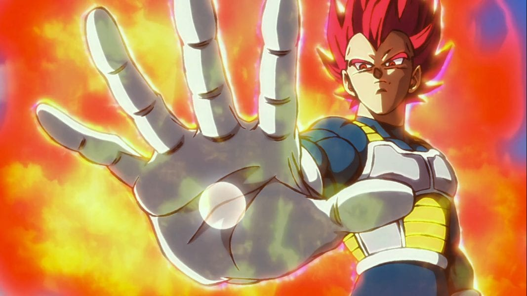 Dragon Ball Super: How Did Vegeta Become A Super Saiyan God?