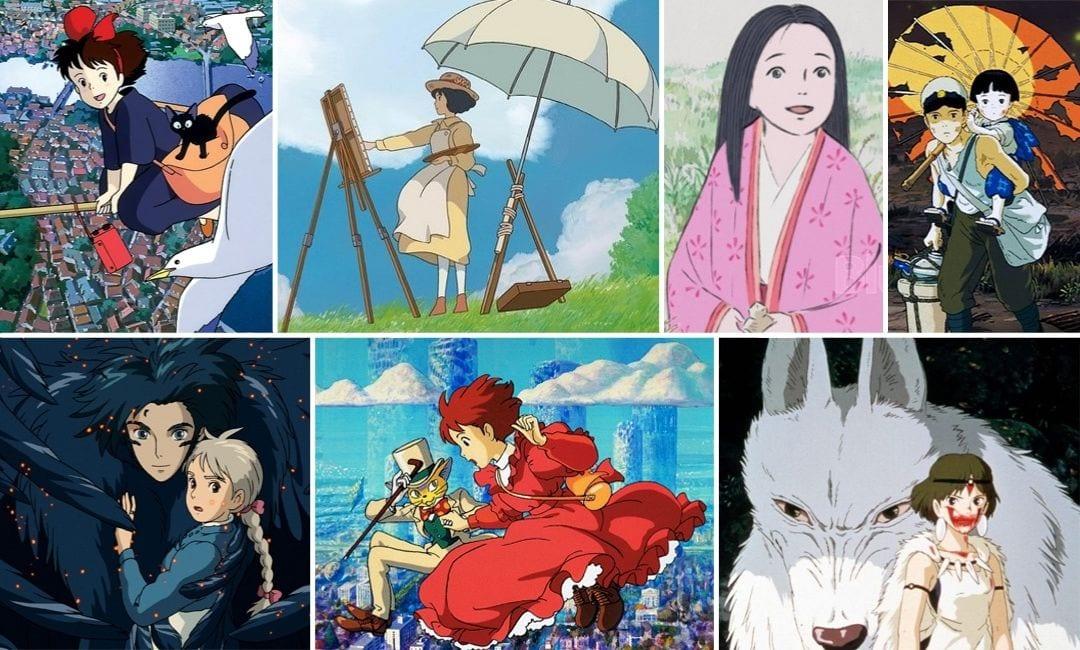 Top 7 Ghibli Movies You Must Watch!