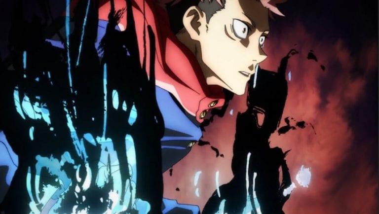Itadori Yuuji Divergent Fist