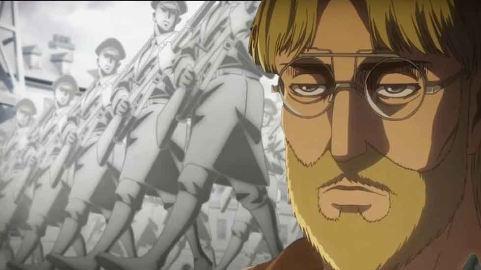 Attack On Titan: Why Did Zeke Betray Marley & Team Up With Paradis?