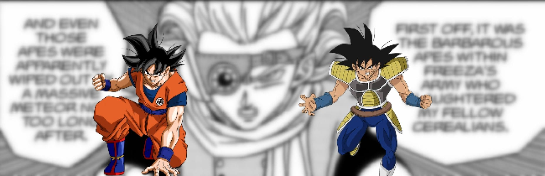 DBS Chapter 68: Could Granolah Attack Goku Because Of Bardock?