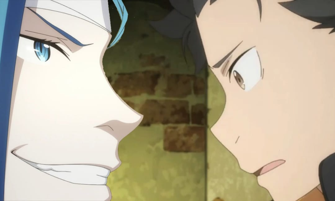 Re:Zero: Subaru Places A Bet With Roswaal!