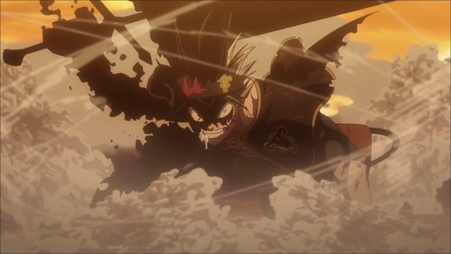 Asta's new devil form