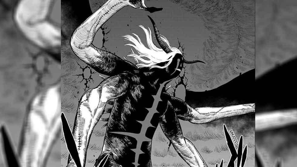 Ancient Demon rises in Clover Kingdom