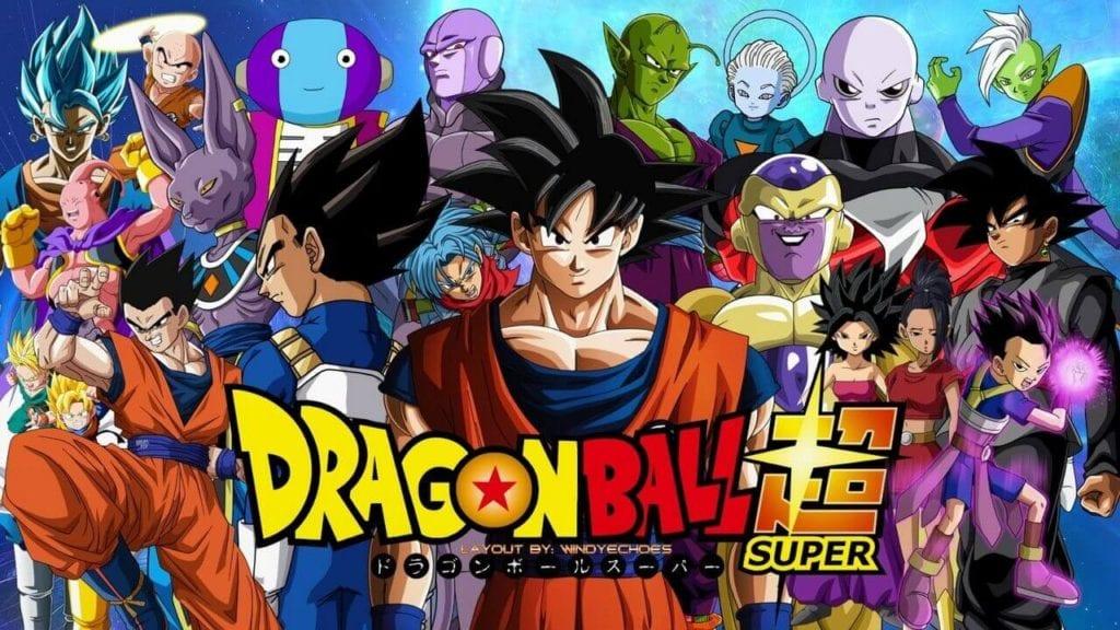 Dragon Ball Super (2015 – 2018)
