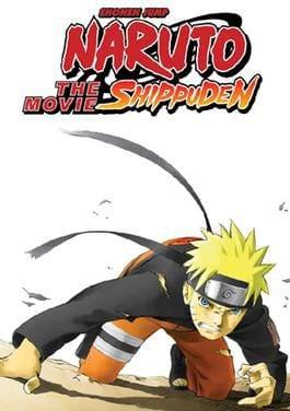 Naruto Shippuden Movie 1: Naruto Shippuden the Movie