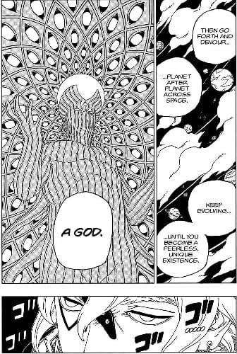 Otsutsuki God.