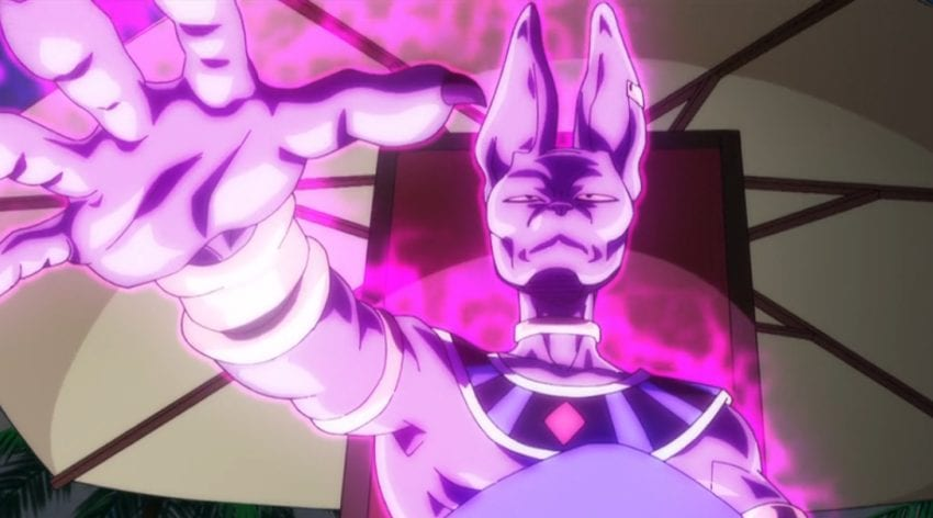 Why Didn't Beerus Destroy The Earth In Dragon Ball Super?