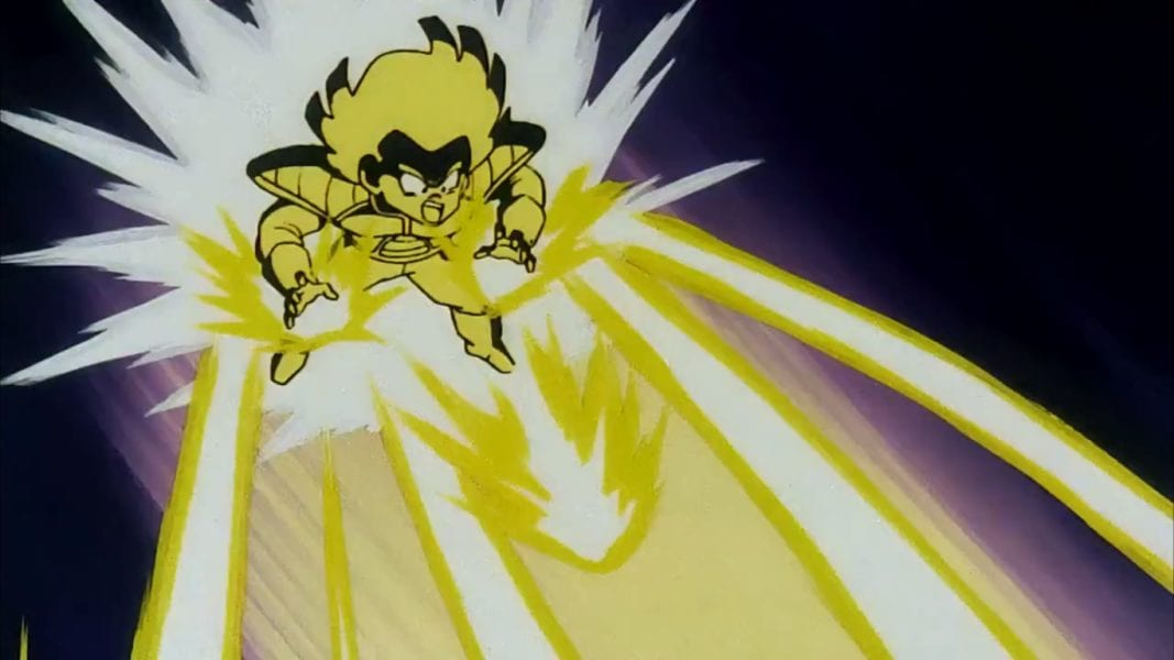 What Are The Phases Of Ki Control In Dragon Ball?