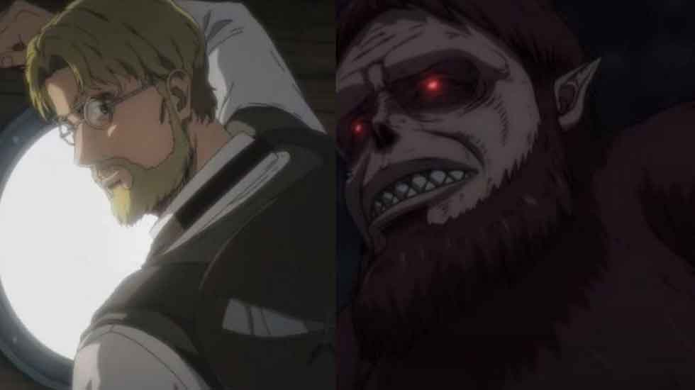 What Are The Powers Of Zeke's Beast Titan In Attack On Titan?