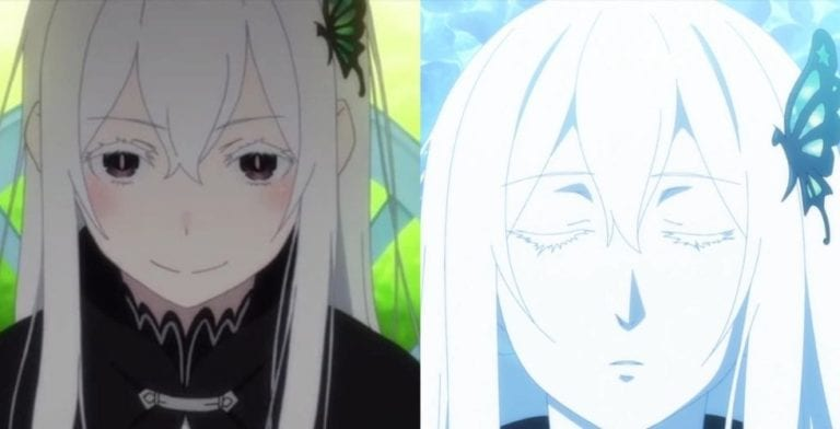 Echidna looking visibly different in Re:Zero season 2 finale